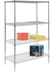 22a08747cb8  1060485  Lakeside Manufacturing  R187263CS-4 · Wire Shelving Unit ...
