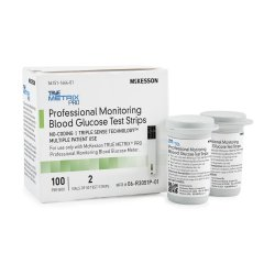 McKesson TRUE METRIX® PRO Blood Glucose Test Strips