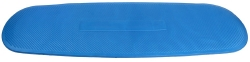 CanDo® Exercise Mat, 72 in. L x 24 in. W, Blue, Foam