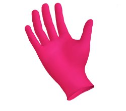 Sempermed StarMed® Rose Exam Glove