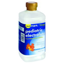 sunmark® Pediatric Oral Electrolyte Solution, 33.8 oz. Bottle