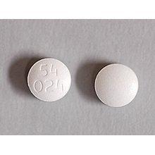 Roxane Laboratories 00054001021