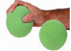 Fabrication Foam Exercise Ball