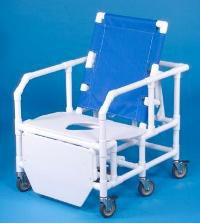ipu bsc650 rc fs item bariatric shower chair