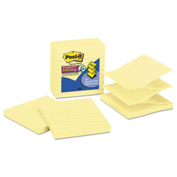 Post-it® Pop-up Notes Super Sticky MMM-R440YWSS