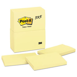 Post-it® Notes MMM-655YW