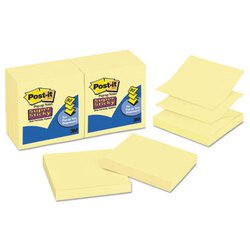 Post-it® Pop-up Notes Super Sticky MMM-R33012SSCY