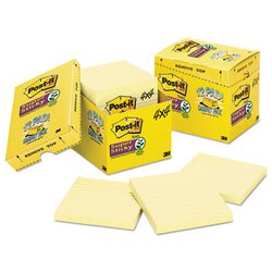 Post-it® Notes Super Sticky MMM-67512SSCP