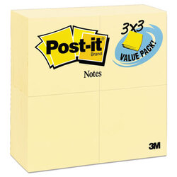 Post-it® Notes MMM-65424VADB