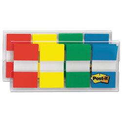 Post-it® Flags MMM-680RYGB2