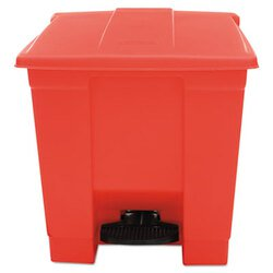 Rubbermaid® Commercial RCP-6143RED