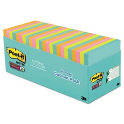 Post-it® Notes Super Sticky MMM-65424SSMIACP
