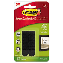 Command™ MMM-17201BLKES