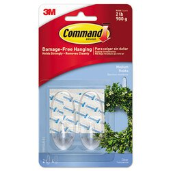Command™ MMM-17091CLRES