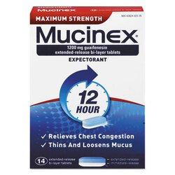 Mucinex® RAC-02314