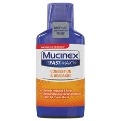 Mucinex® RAC-01665
