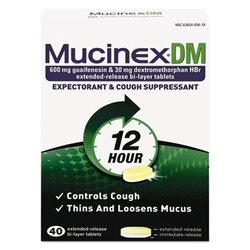 Mucinex® RAC-05640