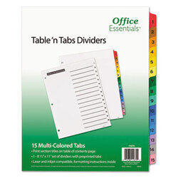 Office Essentials™ AVE-11675