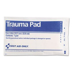 First Aid Only™ FAO-FAE5012