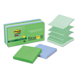 Post-it® Pop-up Notes Super Sticky MMM-R33010SST