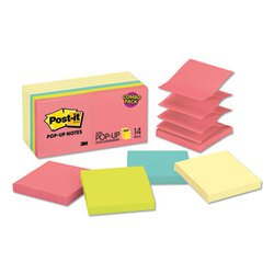 Post-it® Pop-up Notes MMM-R33014YWM