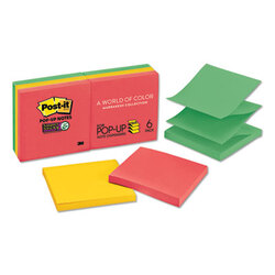 Post-it® Pop-up Notes Super Sticky MMM-R3306SSAN
