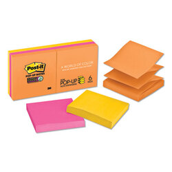Post-it® Pop-up Notes Super Sticky MMM-R3306SSUC