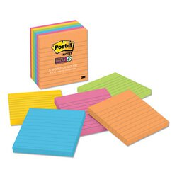 Post-it® Notes Super Sticky MMM-6756SSUC