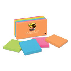 Post-it® Notes Super Sticky MMM-65412SSUC