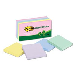 Post-it® Greener Notes MMM-654RPA