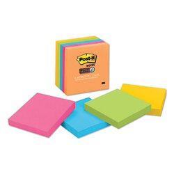 Post-it® Notes Super Sticky MMM-6545SSUC