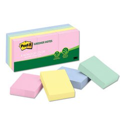 Post-it® Greener Notes MMM-653RPA
