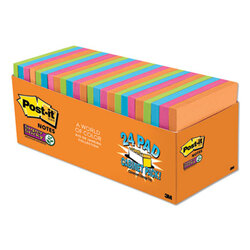 Post-it® Notes Super Sticky MMM-65424SSAUCP