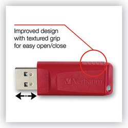 Verbatim 98666 Store nGo Secure Pro USB 3.0 Flash Drive w//AES 256 Encryption 64GB Silver