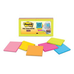 Post-it® Notes Super Sticky MMM-F33012SSAU
