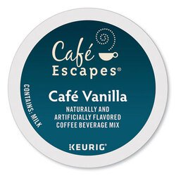 Café Escapes® GMT-6812
