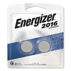 Energizer® EVE-2016BP2
