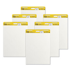 Post-it® Easel Pads Super Sticky MMM-559VAD6PK