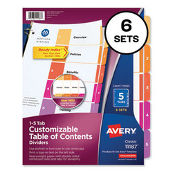 Avery® AVE-11187