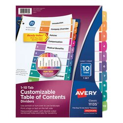 Avery® AVE-11135