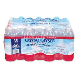 Crystal Geyser® CGW-35001CT