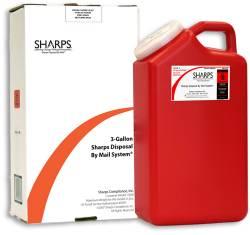 Sharps Compliance 13000-008