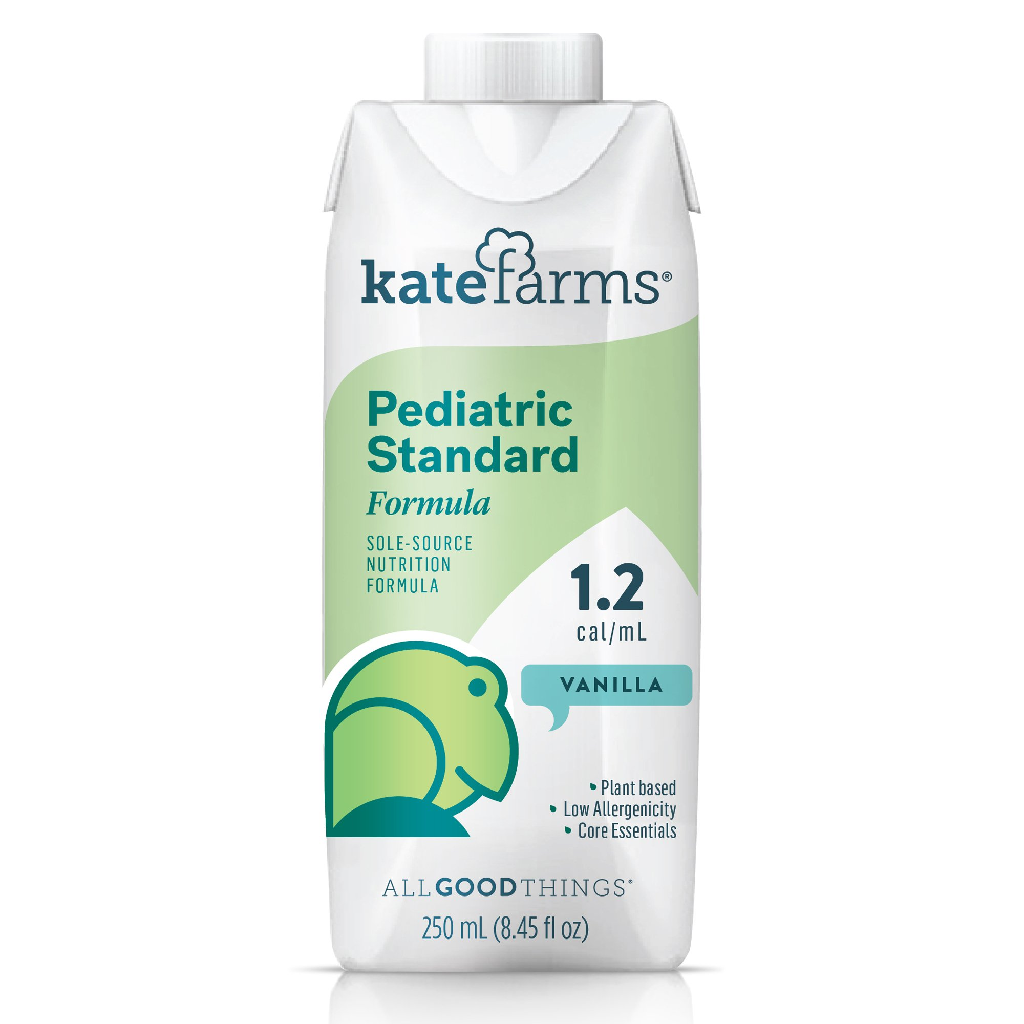 Kate Farms Pediatric Standard 1 2 Oral Tube Feeding Formula Vanilla 8 5 Oz 12 851823006997 Ebay